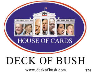 House of Cards: Deck of Bush